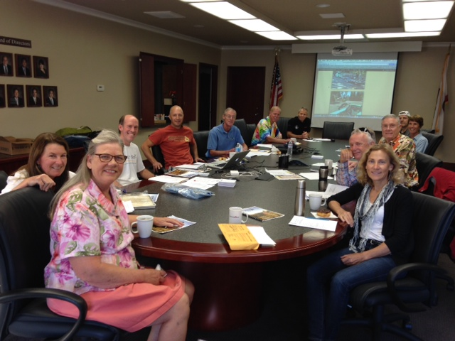 A Western States Board Meeting Fall 2014 in Auburn.
